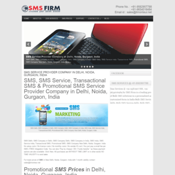 Sms.firm.in thumbnail