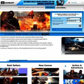 Sms.gameloft.com thumbnail