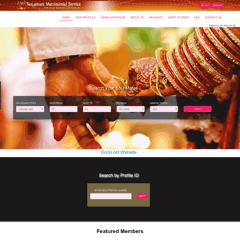 smskerala com at WI  Kerala|Marriage Bureau|FREE|Matrimony|Palakkad