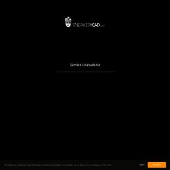 Sneakerhead.com thumbnail