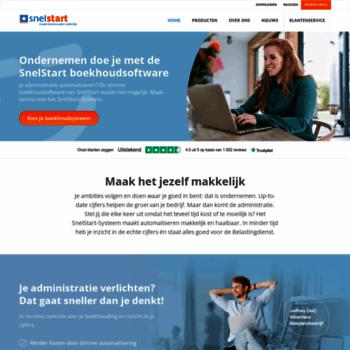 Snelstart.nl thumbnail