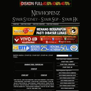 sniperangka com at WI  SNIPER ANGKA | SYAIR SD | SYAIR SGP | SYAIR