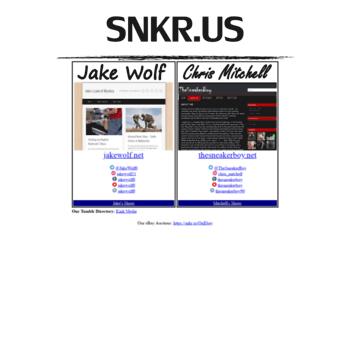 Snkr.us thumbnail