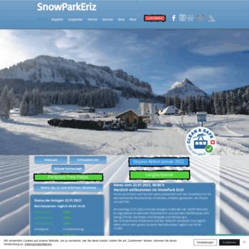 Snowparkeriz.ch thumbnail