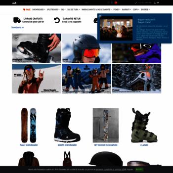 Snowsports.ro thumbnail