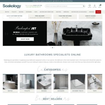 Soakology.co.uk thumbnail