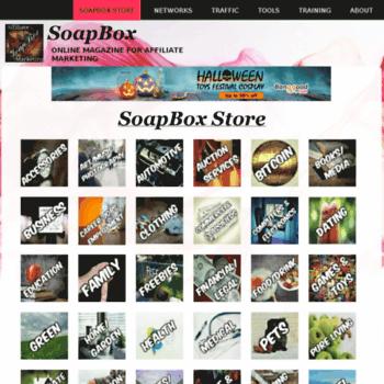 Soapboxstore.xyz thumbnail