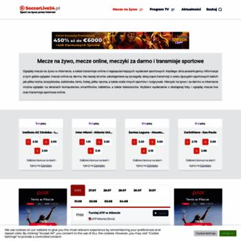 Soccer-live.pl thumbnail