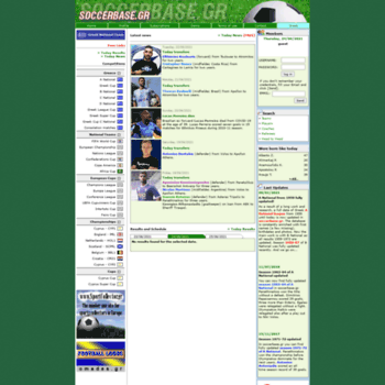 Soccerbase.gr thumbnail