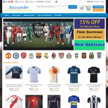 Soccerxp.cc thumbnail
