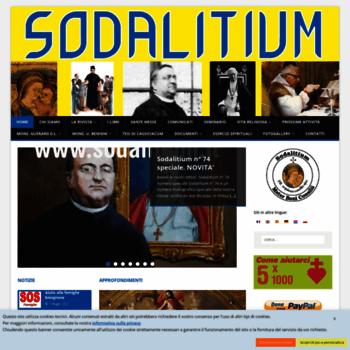 Sodalitium.biz thumbnail