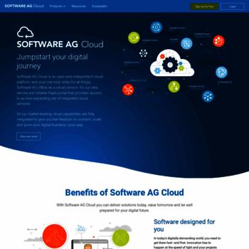 Softwareag.cloud thumbnail