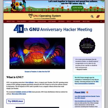 Softwarelibre.cl thumbnail