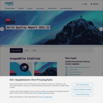 Sogeti.de thumbnail