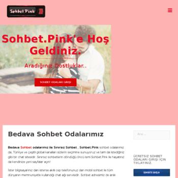 Sohbet.pink thumbnail