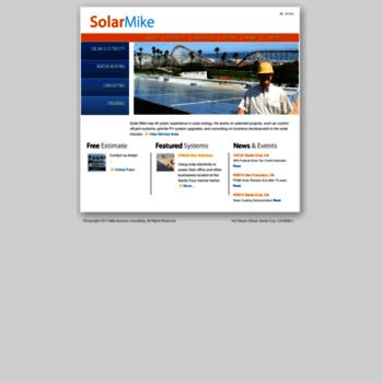 Solarmike.net thumbnail