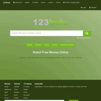 123hulu movies