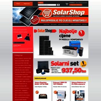 Solarno.hr thumbnail
