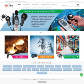 Soltec-cmc.com.ar thumbnail