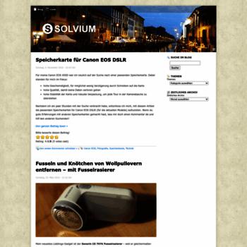 Solvium.de thumbnail