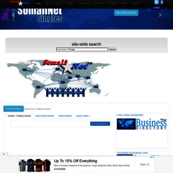 Somalinet singles