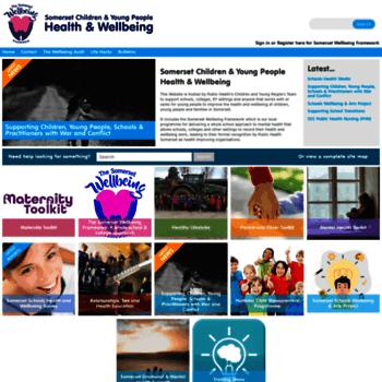 Somersethealthinschools.co.uk thumbnail