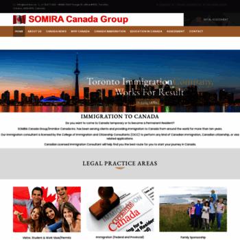 Somira.ca thumbnail