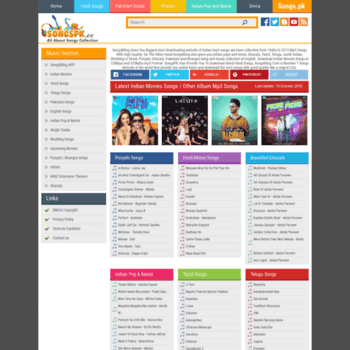 songsbling info at WI  Songs pk | Bollywood Songs | English