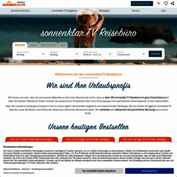 Sonnenklartv-reisebuero.de thumbnail