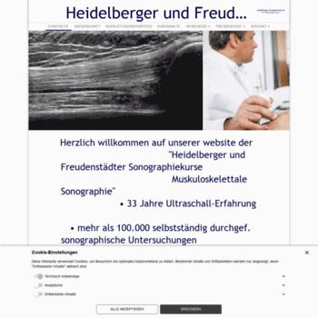 Sonographiekurse.de thumbnail