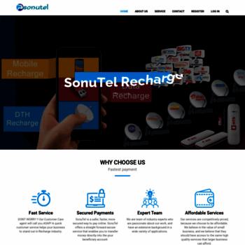 Sonutel.co.in thumbnail