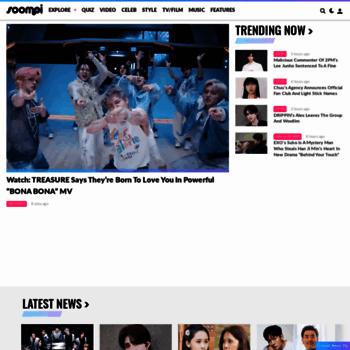 soompi com at WI  Soompi - Breaking K-Pop and K-Drama News