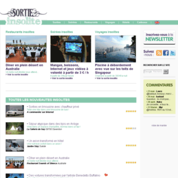 Sortie-insolite.fr thumbnail