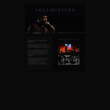 Soulbusters.de thumbnail