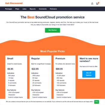 soundcloudhq com at WI  SoundCloud Promotion | Promote Your