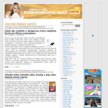 Souteze123.cz thumbnail