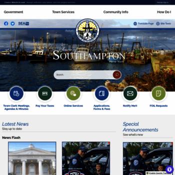 6d2417ed048 southamptontownny.gov at WI. Southampton