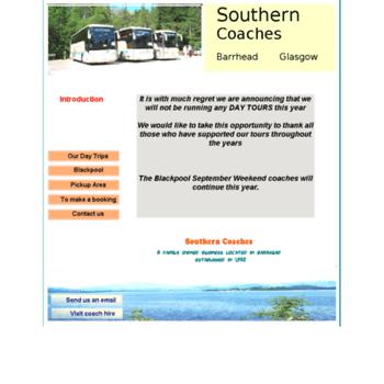 Southern-coaches.co.uk thumbnail