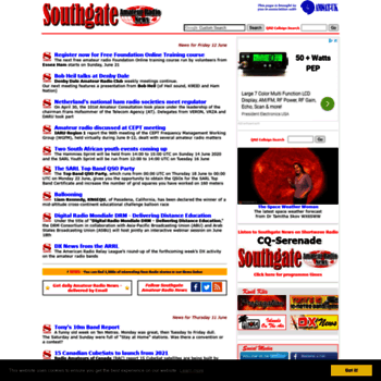 Southgatearc.org thumbnail