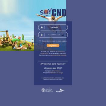 Soycnd.com.do thumbnail