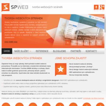 Sp-web.cz thumbnail