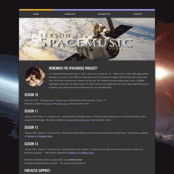 Spacemusic.nl thumbnail