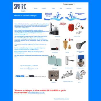 Spatec.co.uk thumbnail