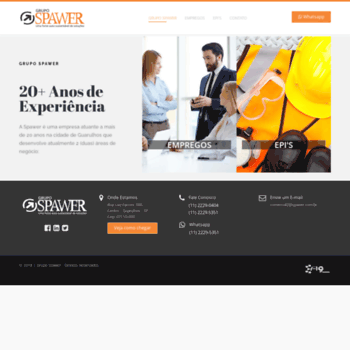 Spawer.com.br thumbnail