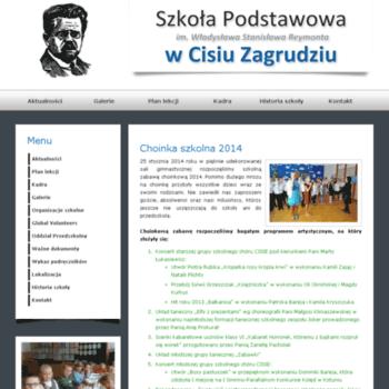 Spcisiezagrudzie.org thumbnail