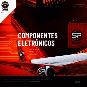 Spcomponentes.com.br thumbnail