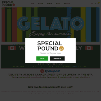 Specialpound.ca thumbnail