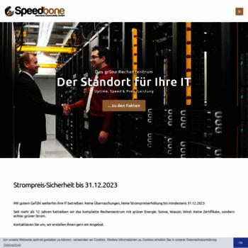 Speedbone.de thumbnail