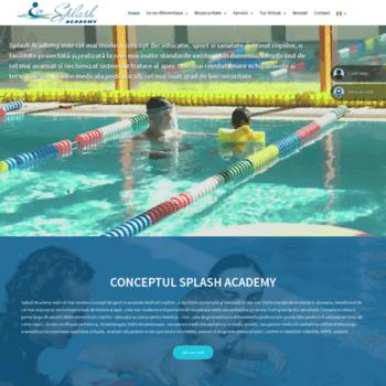 Splash-academy.ro thumbnail