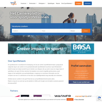 Sport-netwerk.nl thumbnail